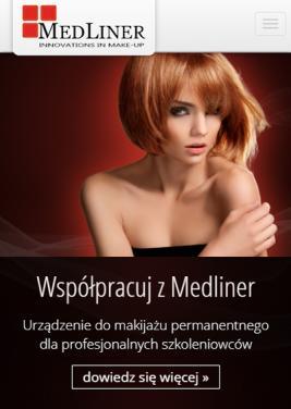 Dostosowanie strony dla kosmetyczek do urządzeń mobilnych