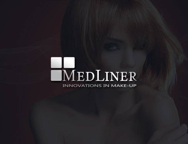 medliner urządzenia do makijażu permanentnego strona główna i logo
